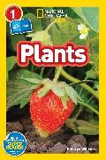 Cover-Bild zu National Geographic Readers: Plants (Level 1 Co-reader) von Williams, Kathryn