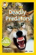 Cover-Bild zu National Geographic Readers: Deadly Predators von Stewart, Melissa