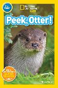 Cover-Bild zu National Geographic Readers: Peek, Otter von Evans, Shira