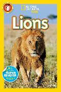 Cover-Bild zu National Geographic Readers: Lions von Marsh, Laura