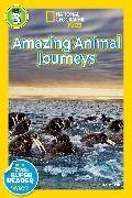 Cover-Bild zu National Geographic Readers: Great Migrations Amazing Animal Journeys von Marsh, Laura