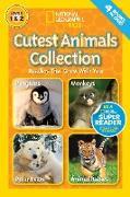 Cover-Bild zu National Geographic Readers: Cutest Animals Collection von Schreiber, Anne