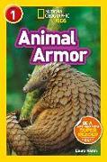 Cover-Bild zu Animal Armor (National Geographic Readers) (eBook) von Marsh, Laura
