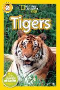 Cover-Bild zu National Geographic Readers: Tigers von Marsh, Laura