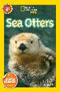 Cover-Bild zu National Geographic Readers: Sea Otters von Marsh, Laura