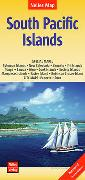 Cover-Bild zu Nelles Verlag (Hrsg.): Nelles Map Landkarte South Pacific Islands. 1:13'000'000