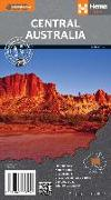 Cover-Bild zu Central Australia. 1:2'000'000