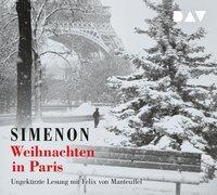 Cover-Bild zu Simenon, Georges: Weihnachten in Paris
