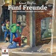 Cover-Bild zu Fünf Freunde (Komponist): Fünf Freunde 137. Und der Schokoladendieb von London