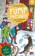 Cover-Bild zu Blyton, Enid: Fünf Freunde und das Weihnachtsgeheimnis