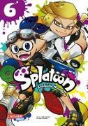 Cover-Bild zu Hinodeya, Sankichi: Splatoon 6