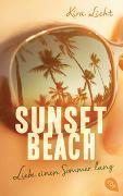 Cover-Bild zu Sunset Beach - Liebe einen Sommer lang von Licht, Kira