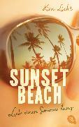 Cover-Bild zu Sunset Beach - Liebe einen Sommer lang (eBook) von Licht, Kira