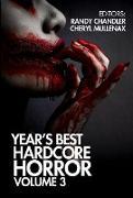 Cover-Bild zu Year's Best Hardcore Horror Volume 3 (eBook) von Smith, Scott