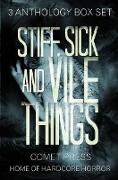 Cover-Bild zu Stiff, Sick and Vile Things Box Set - Three Complete Anthologies in the THINGS Series (eBook) von Campbell, Ramsey