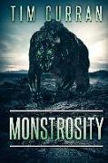 Cover-Bild zu MONSTROSITY von Curran, Tim