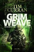 Cover-Bild zu GRIMWEAVE - Das Monster der grünen Hölle von Curran, Tim