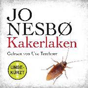 Cover-Bild zu Kakerlaken (Audio Download) von Nesbø, Jo
