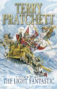 Cover-Bild zu The Light Fantastic von Pratchett, Terry