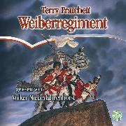Cover-Bild zu Weiberregiment (Audio Download) von Pratchett, Terry