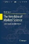 Cover-Bild zu The Very Idea of Modern Science (eBook) von agassi, joseph