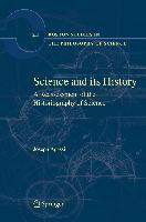 Cover-Bild zu Science and Its History von Agassi, Joseph