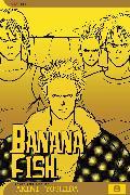 Cover-Bild zu Akimi Yoshida: Banana Fish, Vol. 8