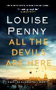 Cover-Bild zu All the Devils Are Here von Penny, Louise