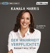 Cover-Bild zu Der Wahrheit verpflichtet von Harris, Kamala