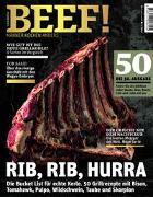 Cover-Bild zu BEEF! Nr. 50 (2/2019) von Gruner+Jahr GmbH (Hrsg.)