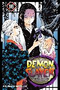 Cover-Bild zu Gotouge, Koyoharu: Demon Slayer: Kimetsu no Yaiba, Vol. 16
