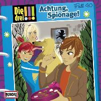 Cover-Bild zu Achtung, Spionage!