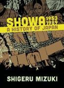 Cover-Bild zu Mizuki, Shigeru: Showa 1953-1989