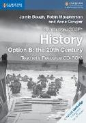 Cover-Bild zu Cambridge IGCSE (R) History Option B: the 20th Century Teacher's Resource CD-ROM von Bough, Jamie