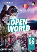 Cover-Bild zu Open World Key Student's Book with Answers with Online Practice von Cowper, Anna