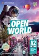 Cover-Bild zu Open World Key Student's Book Pack (SB wo Answers w Online Practice and WB wo Answers w Audio Download) von Cowper, Anna