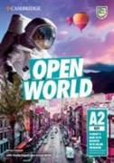Cover-Bild zu Open World Key Student's Book with Answers with Online Workbook von Cowper, Anna