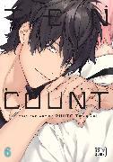 Cover-Bild zu Takarai, Rihito: Ten Count, Vol. 6