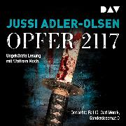 Cover-Bild zu Opfer 2117 (Audio Download) von Adler-Olsen, Jussi