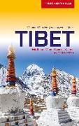 Cover-Bild zu Reiseführer Tibet von Heßberg, Andreas von