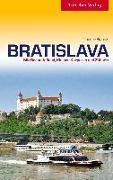 Cover-Bild zu Reiseführer Bratislava von Gunnar Strunz