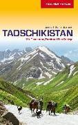 Cover-Bild zu Reiseführer Tadschikistan von Sonja Bill