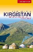 Cover-Bild zu Reiseführer Kirgistan von Dagmar Schreiber