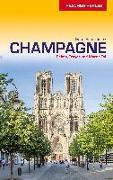 Cover-Bild zu Reiseführer Champagne von Bentheimer, Heike