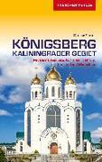 Cover-Bild zu Reiseführer Königsberg - Kaliningrader Gebiet von Gunnar Strunz