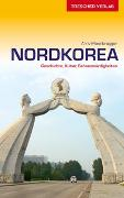Cover-Bild zu Reiseführer Nordkorea von Arno Maierbrugger