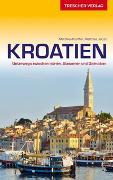 Cover-Bild zu Reiseführer Kroatien von Matthias Koeffler