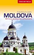 Cover-Bild zu Reiseführer Moldova von Frieder Monzer