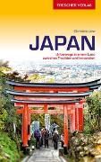 Cover-Bild zu Reiseführer Japan von Christine Liew
