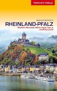 Cover-Bild zu Reiseführer Rheinland-Pfalz von Andreas Bechmann